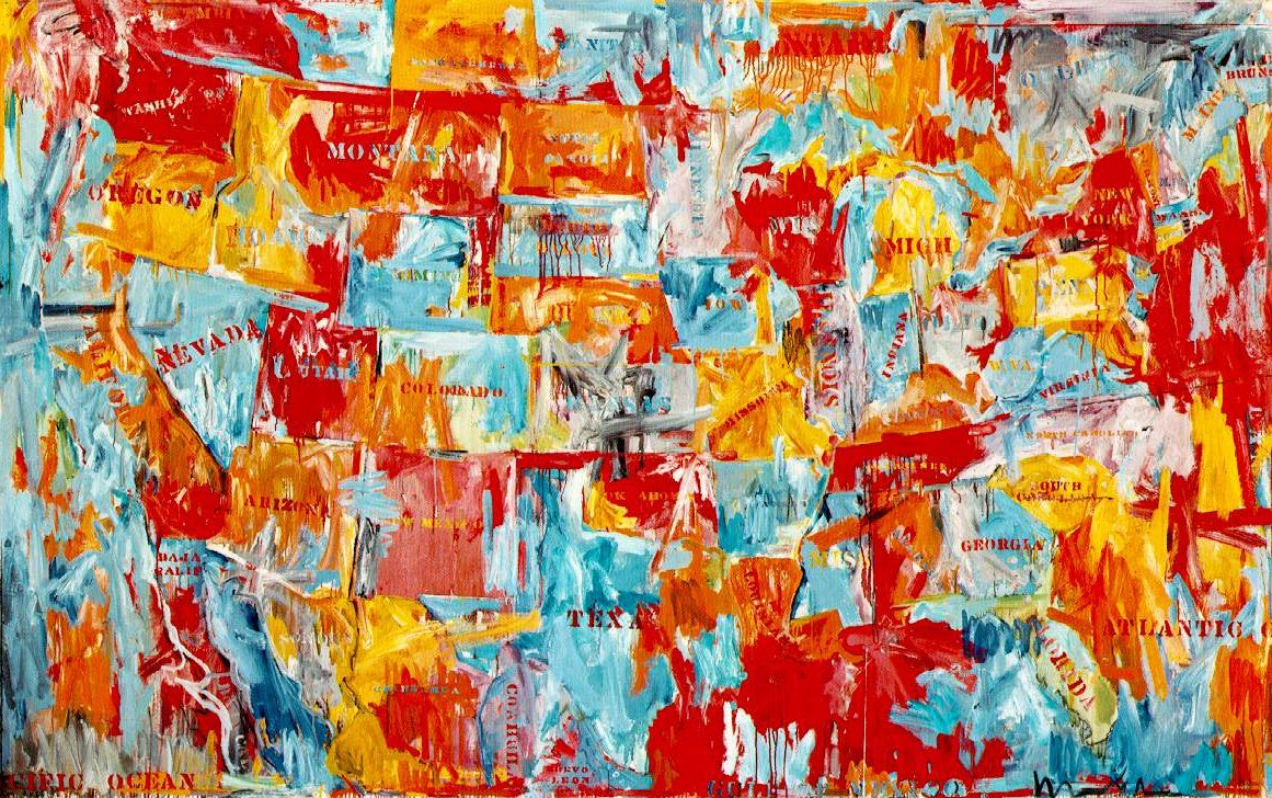 Jasper Johns's Regrets review: love and loss as death comes ...